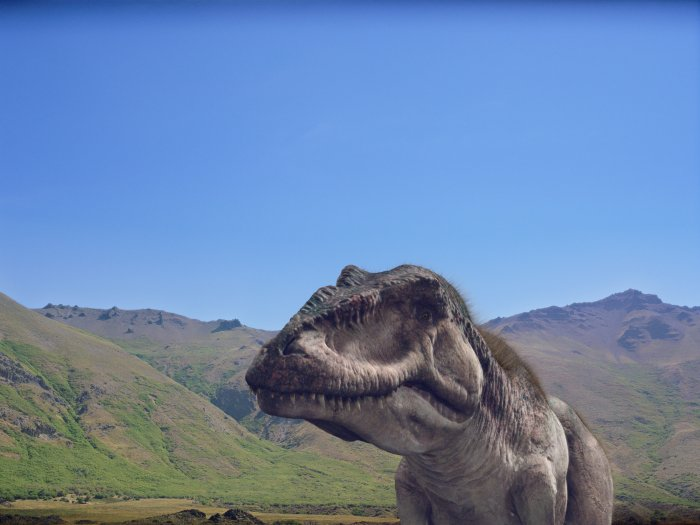 Dinosaurs, Giants of Patagonia. Still 3